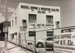 Brickell Shipping in 2000.