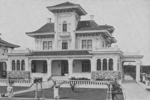 McGraw Mansion in 1916