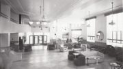 Romer picture of Park Central Lobby in 1939