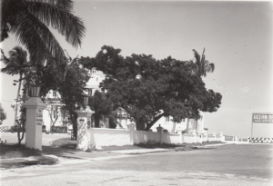 Hanna picture of Ocean Ranch Hotel in 1951