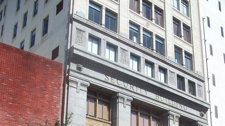 Security Building on NE First Avenue