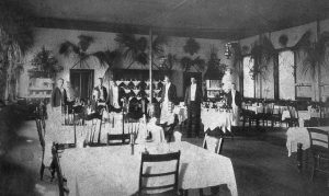 Graham Hotel in Palatka, Florida in 1890.