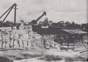Offer-Conkite Quarry in 1904.