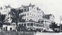 Halcyon Hall Hotel in 1906