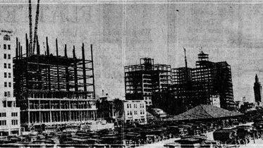 North Bay Shore Drive in 1925.