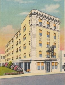 Strand Hotel postcard.