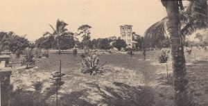 Flanders property that became Magnolia Park in 1915.