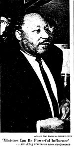Picture in Miami Herald in February 1968.