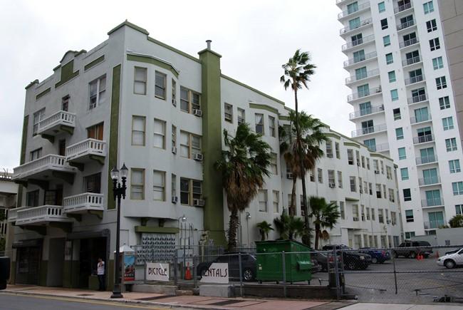 Johnson Apartments in Downtown Miami