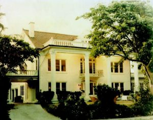 Nolan House in 1997.