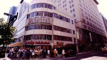 Downtown Miami Tour in 1988