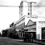 NE First Street looking East in 1920
