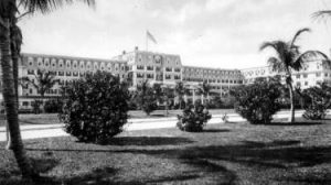 Royal Palm Hotel in 1910s