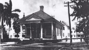 Dr. Jackson office moved in 1916.