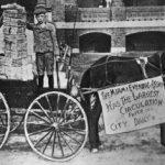 Miami Evening Record transport in 1903