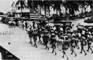 Victory Bond Parade on May 11, 1919