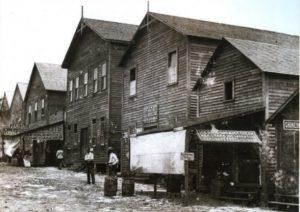Avenue D in 1896.