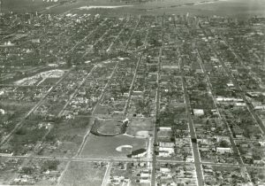 Tatum Field & Roddy Burdine Stadium in 1936