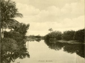 Miami River in 1800s.