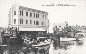 Del Rio Apartments in 1921