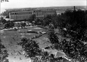 Royal Palm Park & Hotel in 1922