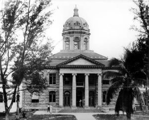 Dade County Courthouse in 1925