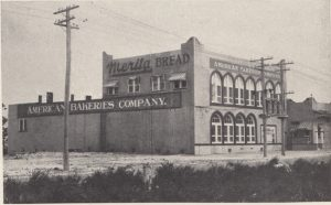 American Bread Company in 1935.