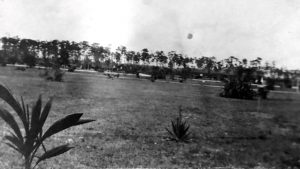 Miami City Cemetery in 1900s