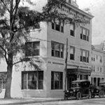 Hotel Martinique in 1922.