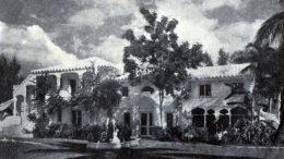 Rivera Apartments in 1950s.
