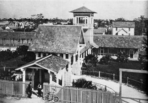 FEC Railway Station in 1899