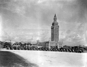 Miami Daily News Tower on September 9, 1925.