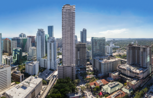 Brickell Flat Iron Rendition