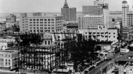 Dade County Courthouse under construction in 1926