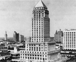 Dade County Courthouse in 1928