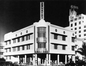 Senator Hotel in 1939