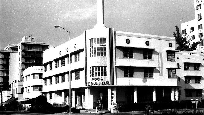 Senator Hotel in 1940s