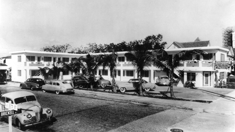 South Winds Motor Hotel on March 29, 1951