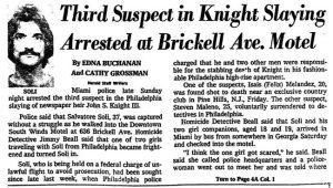 Miami Herald Headline on December 15, 1975
