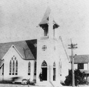 First Baptist Church in 1901