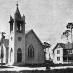 First Baptist Church in 1904
