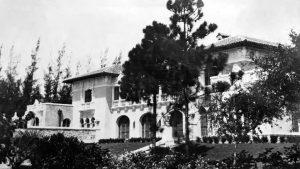 El Jardin in 1920s
