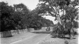 Simpson Park along Fifteenth Road in 1935