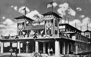 Elser Pier in 1917