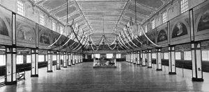 Elser Ballroom in 1918.