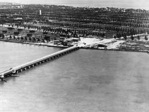 County Causeway in 1920