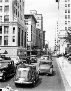 SE Second Avenue in 1934