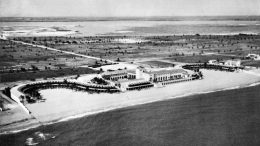 Surf Club in 1931
