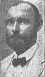 Portrait of Dr. Walter S. Graham