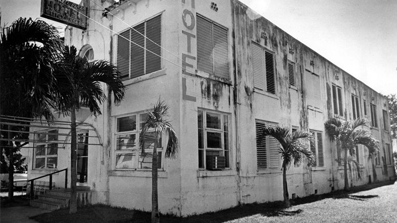 Mareldean Hotel in 1973